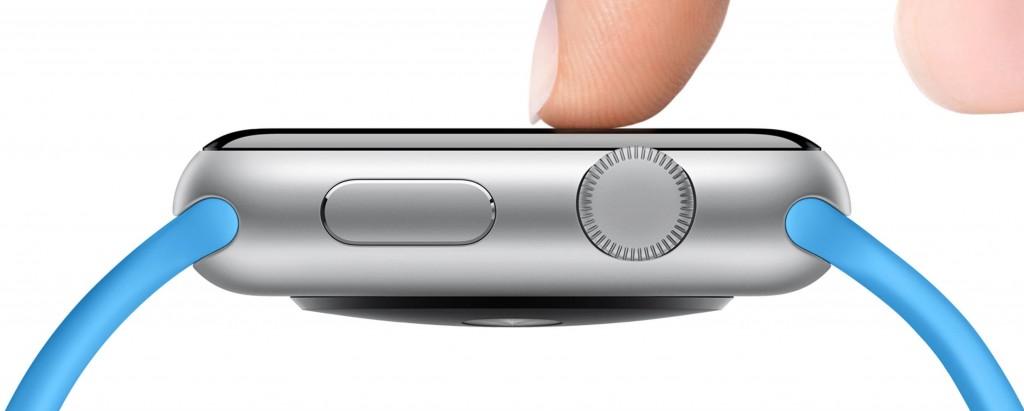 Force touch på et apple watch