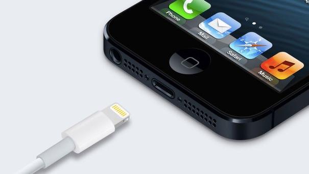Lightning stik til iPhone