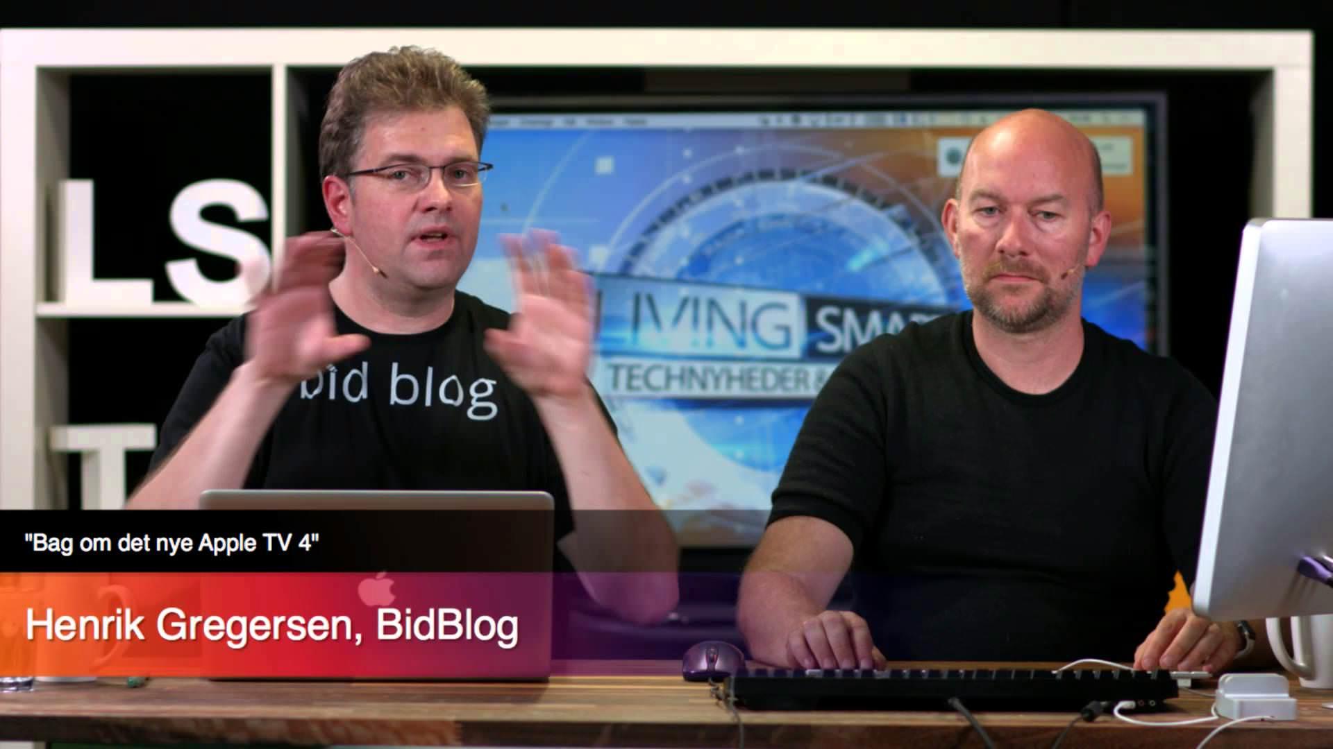 I denne video giver jeg mine bud på hvad vi kan forvente os af Apple TV 4