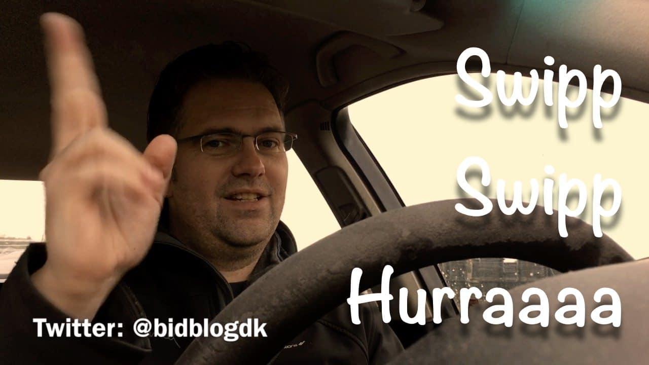 Swipp Swipp Hurra - Nordea trækker sig fra Swipp