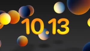 Apples 10.13 iphone event